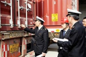 Three Once China Customs Policy