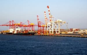 Brisbane Container Terminals
